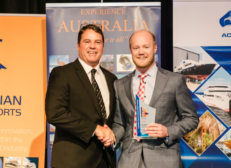 Australian Marine Industry Award for Seahub