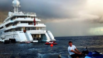 ISM Safety Megayacht